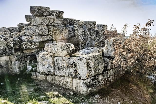 Torre de flanqueo de la Puerta de San Felipe