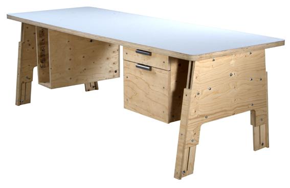 Businessman And Designer Piet Hein Eek World Of Driftwood