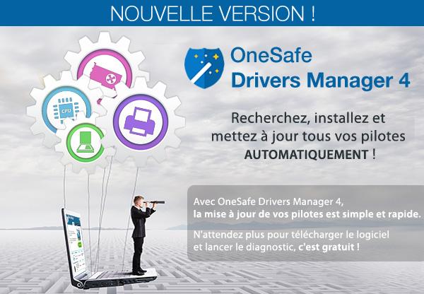 Tự động cập nhật driver với OneSafe Driver Manager 4.0