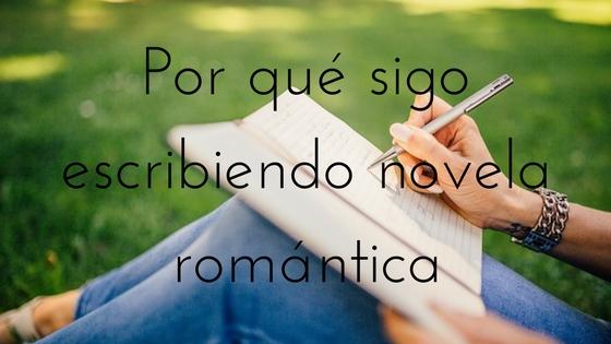 escribir novela romántica