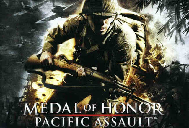 Medal of Honor Pacific Assault per PC