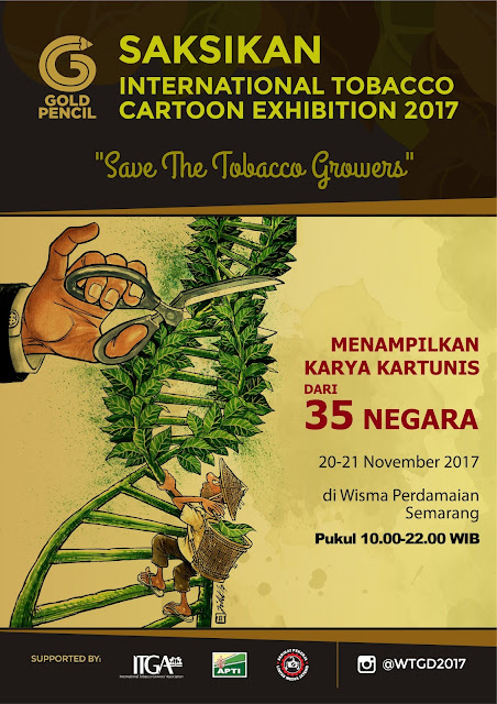 International Tobacco Cartoon Exhibition