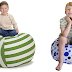 $4.27 (Reg. $29.95) + Free Ship Stuffed Animal Storage Bean Bag Chair!