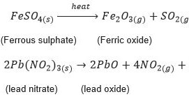 Notes of Ch 1 Chemical Reactions and Equations| Class 10th