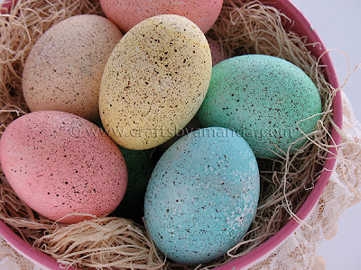 7 Cool Ways To Decorate Easter Eggs Crafts By Amanda
