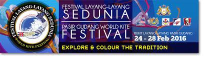 Festival Layang-Layang Sedunia Pasir Gudang