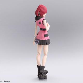 Kairi llega como figura en la linea Bring Arts de Kingdom Hearts 3 - Square Enix