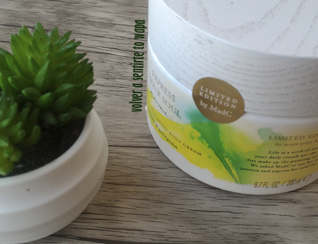 Gama Express Your Soul de Rituals - Shimmer Body Cream - Crema Corporal