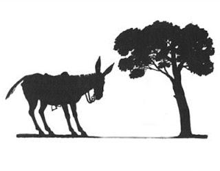 el caminante y la mula de alquiler fabula de iriarte