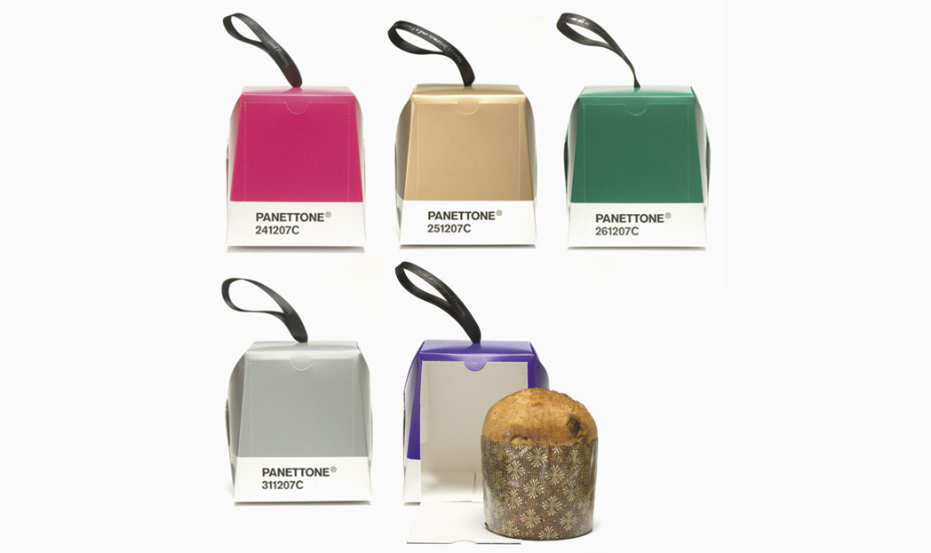 panettone pantone purpose - Pantone, as cores e as tendencias