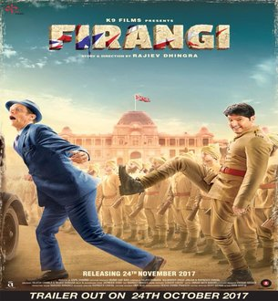 Firangi Official Poster