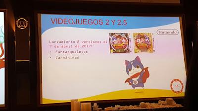 """Los planes para """"Yo-Kai Watch"""" para 2017"""
