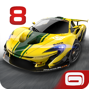 Free Download Asphalt 8 Airbone Mod Money for Android