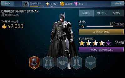 Sebetulnya game ini masih Unrelease atau beta namun banyak website penyedia game modifika Injustice 2 MOD APK+DATA for Android (High Damage) v2.5.0 Update!
