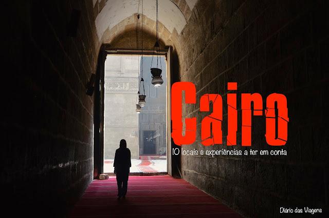 O que visitar no Cairo - Egito
