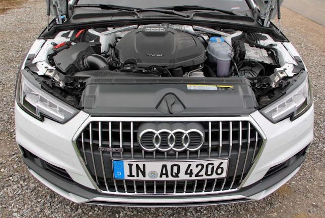 2017 Audi Allroad  Engine