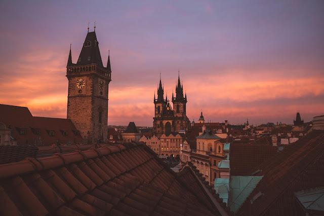 Dwa szybkie dni w Pradze / Miejsca warte polecenia  - Czytaj więcej
