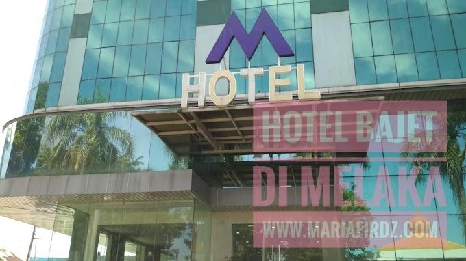Hotel Bajet di Bandaraya Melaka