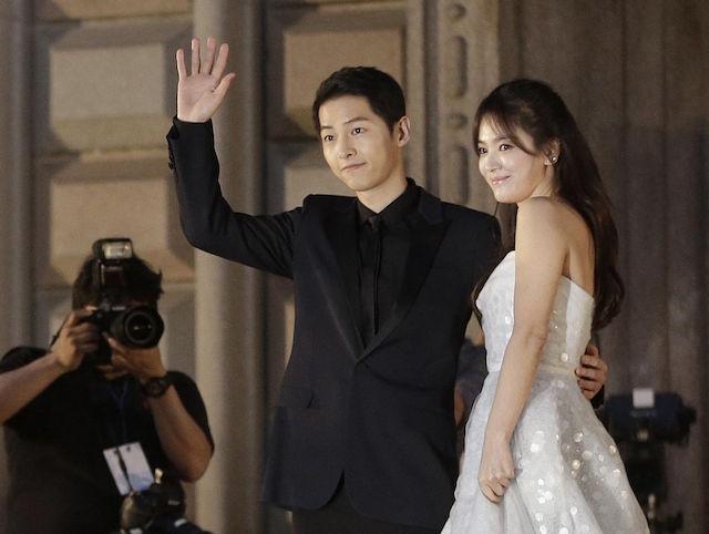 Wedding Dress Song 6 Fabulous Song Joong Ki Song