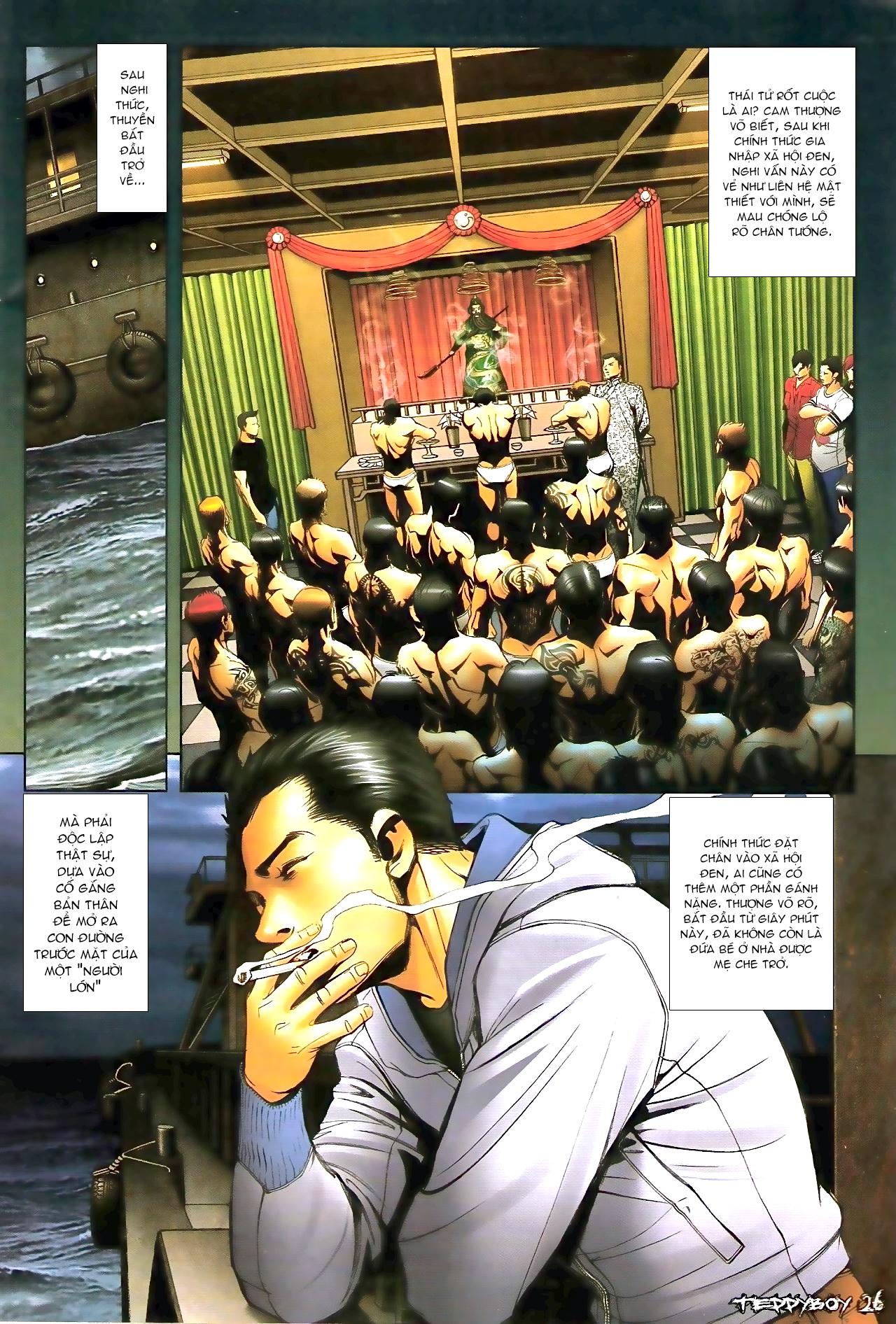 Người Trong Giang Hồ - Chapter 1289: Thái Tử thứ hai - Pic 22