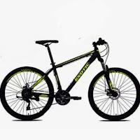 Exotic ET2635XT Alloy Mountain Bike