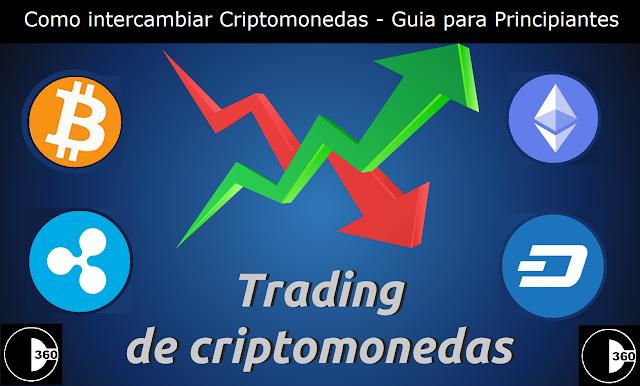 Cómo hacer trading de criptomonedas - guía para principiantes