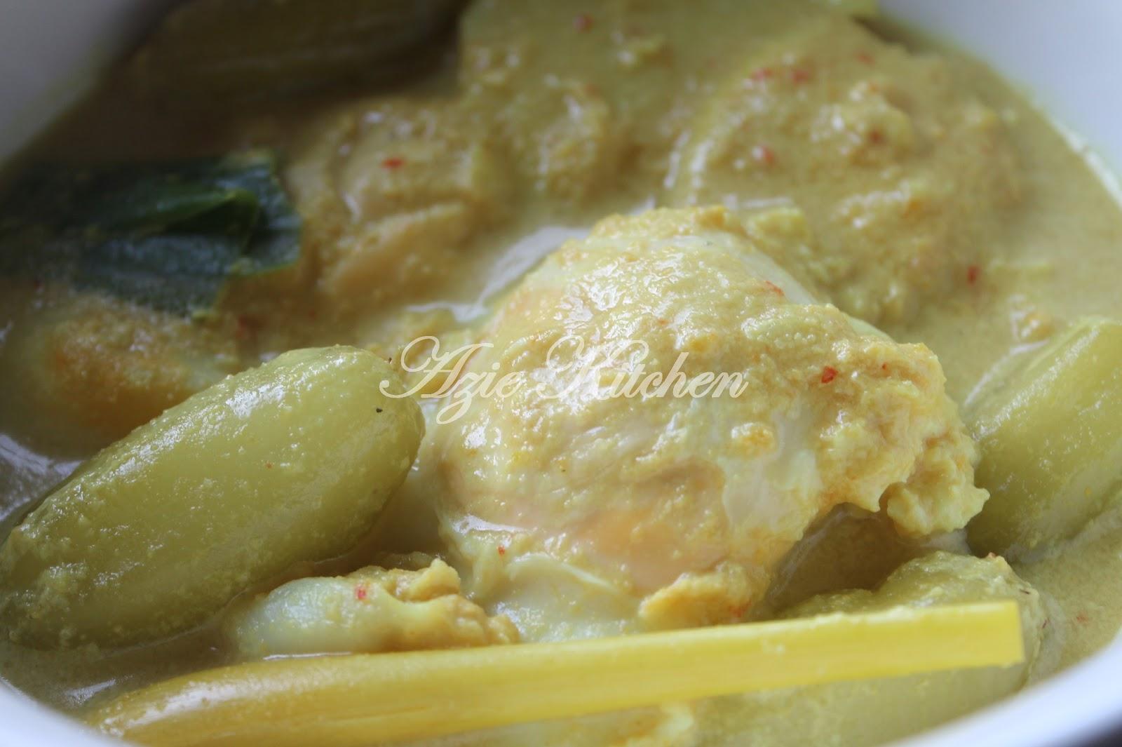 Resepi Ikan Kerisi Masak Lemak Azie Kitchen - copd blogs