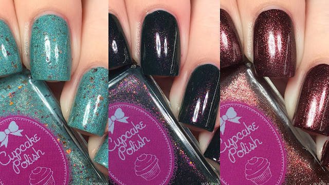 Cupcake Polish Facebook Exclusive