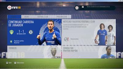 FIFA 14 Chelsea FC Theme 17-18 By DerArzt26