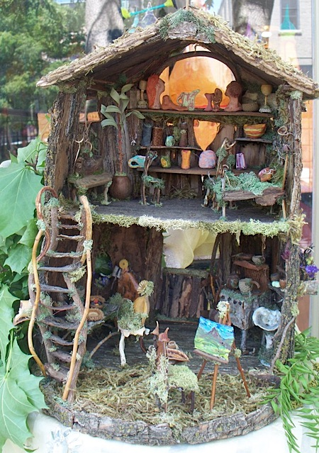 Cottage Industry To Let One Faery House