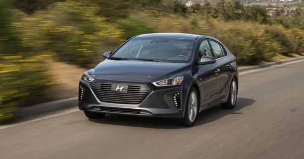 2021 Hyundai Ioniq Hybrid Review - Cars Auto Express   New ...