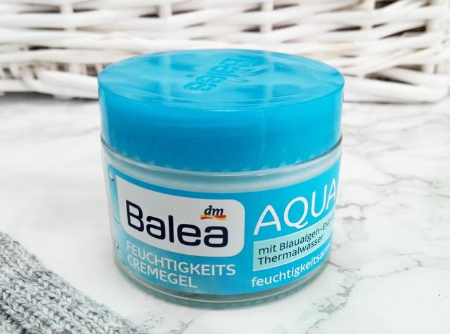 Balea Aqua Feuchtigkeits Cremegel