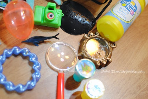 Octonauts Birthday Party Favor Ideas | Peso Medic Bag | directorjewels.com