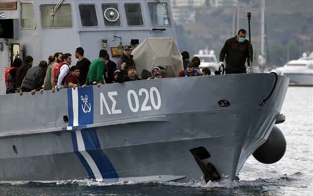Επιστροφή στην Τουρκία για 29 παράτυπους μετανάστες