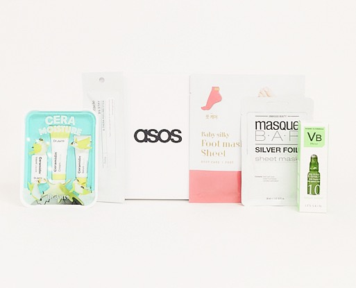 ASOS K-Beauty Box