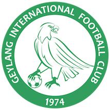 Logo Klub Geylang International PNG