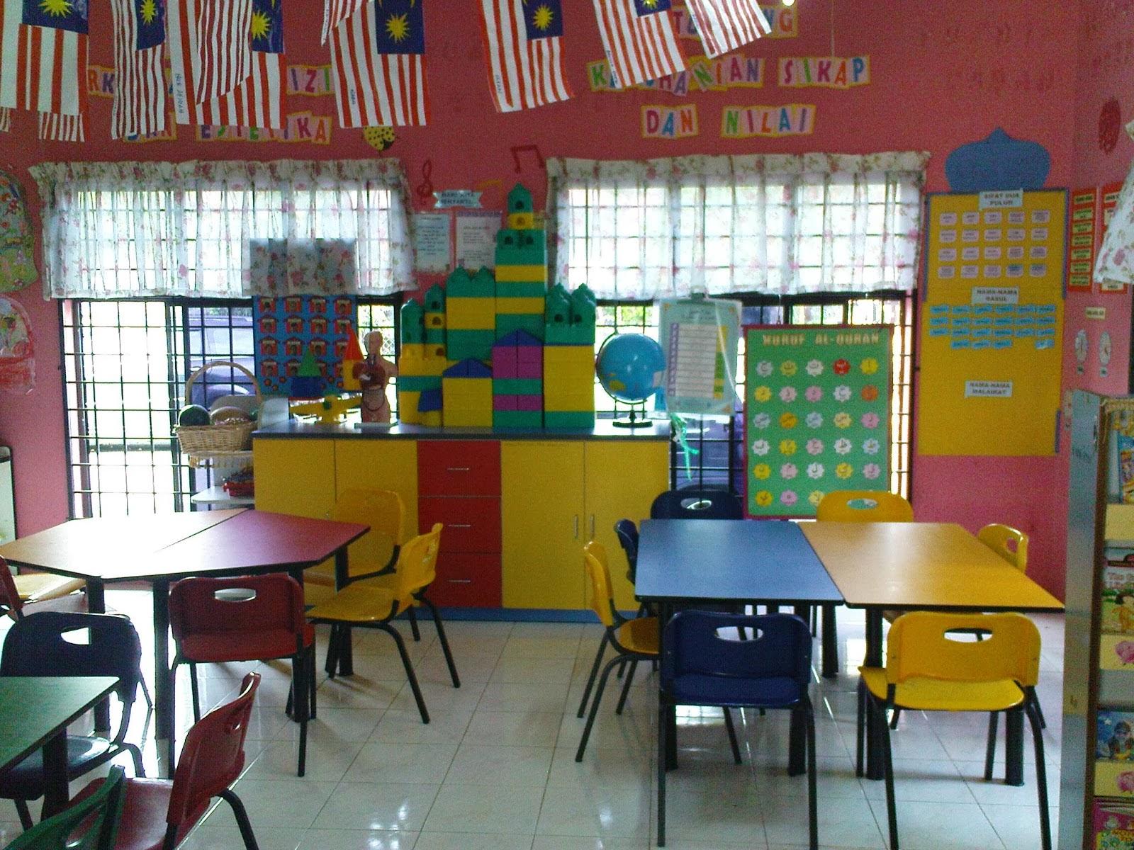 tadika inspira permata Plan Lantai Kelas Tadika Inspira