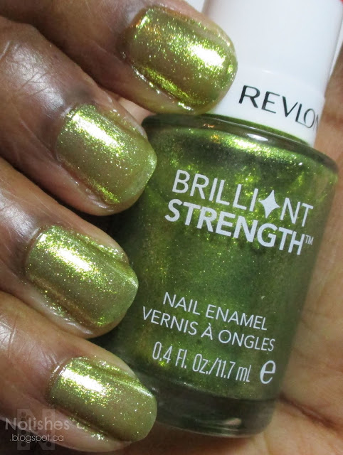 Colour number 120 from Revlon's Brilliant Strength line of polishes