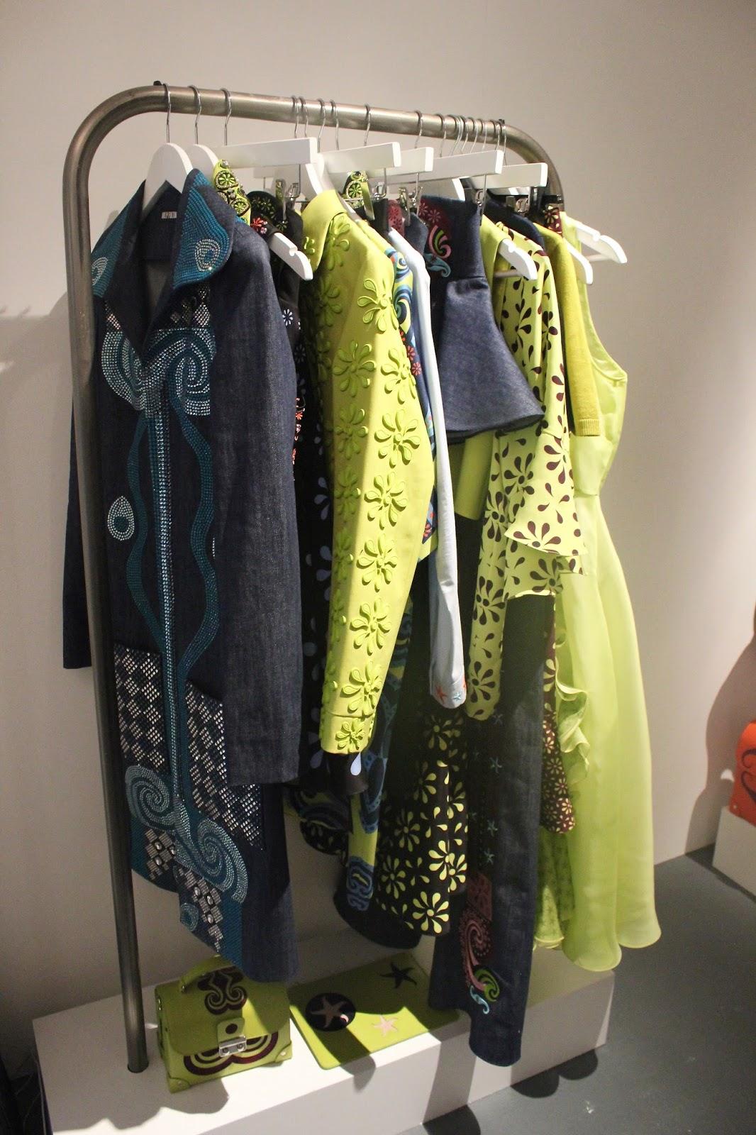 Georgie Minter-Brown, actress, blogger, london fashion week, designer showrooms, designer, clothes, fashion, holly fulton