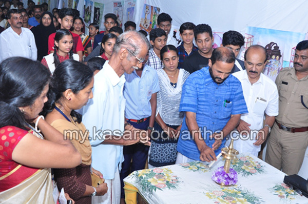 News, Kerala, Inauguration, School students, Child line, Inauguration, Child-line Poster drawing competition conducted