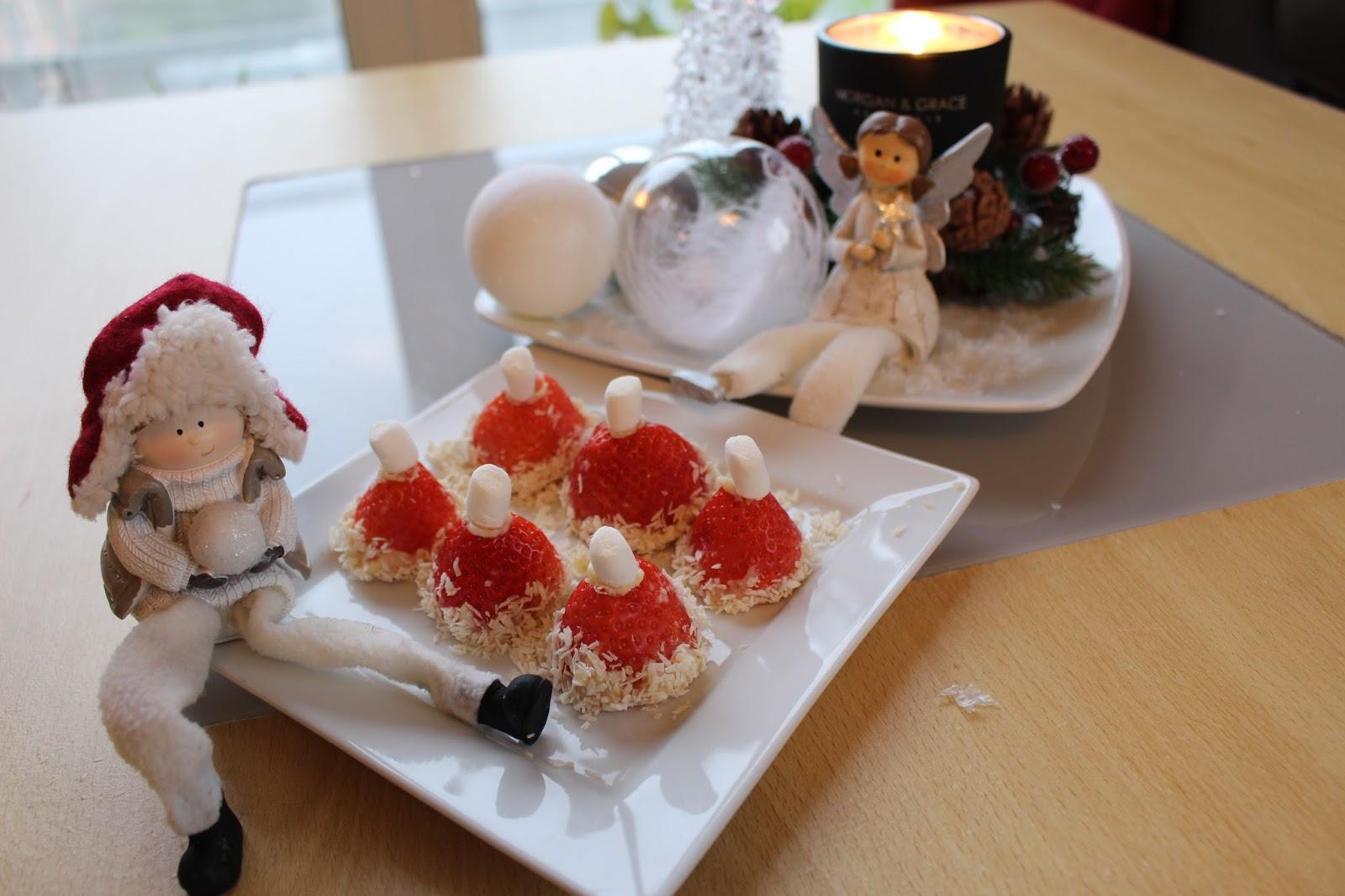 Vonbombom ideas de postres para navidad - Ideas para postres de navidad ...