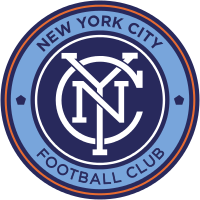 Logo Klub Sepakbola New York City FC PNG