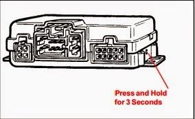1999 Toyota Rav4 Key Fob Remote Programming Instructions