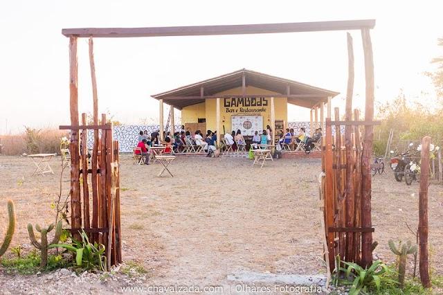 Inaugurado em Chaval o Point Gamboas – Um lugar de vivências.