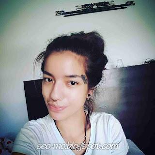 Foto Terbaru Sheila Marcia Joseph Tanpa Make Up