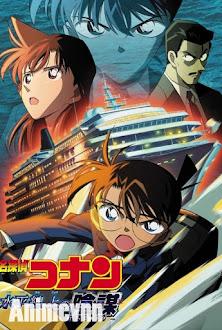 Detective Conan The Movie 9: Âm Mưu Dưới Đáy Biển Sâu - Detective Conan Movie 09: Strategy Above The Depths 2005 Poster