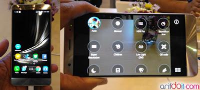 User Experiences Asus Zenfone 3 Deluxe