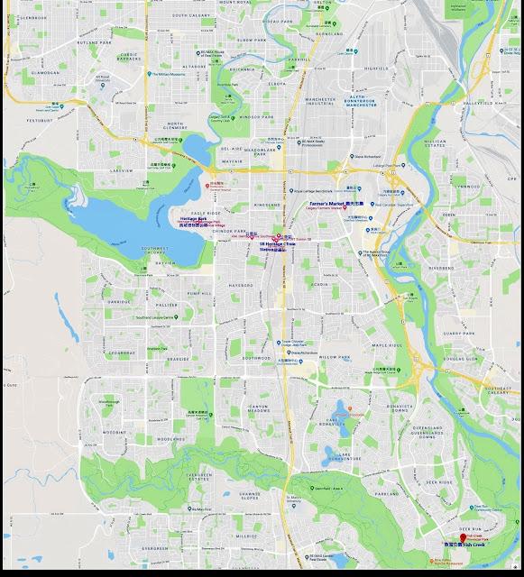 歡樂旅遊團六日遊景點路線圖 (點圖按右鍵開啟連結可放大)