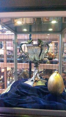 Copa de los 3 Magos y Huevo dorado, Harry Potter y el Cáliz de Fuego