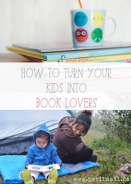 How To Turn Your Kids Into Book Lovers